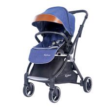 Портативные детские коляски с высоким ландшафтом Коляски Коляски