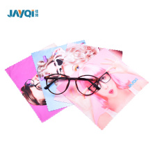 Microfiber Wipe Cloth for Glasses Care