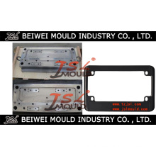 Plastic Injection Motorcycle License Plate Mould