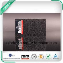 Cracked Black Exterior Electrostatic Powder Paint Coating