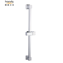 Square Shower Kit Sliding Bar
