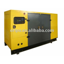 worldwide maintain service 50hz Shangchai soundproof diesel generator