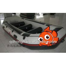Rafting de barco de pesca inflable de PVC