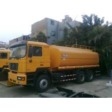 Camion citerne à huile Shacman 26m3