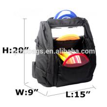 Le meilleur sac à dos de sac à dos de disque de sac à dos de coutume de vente
