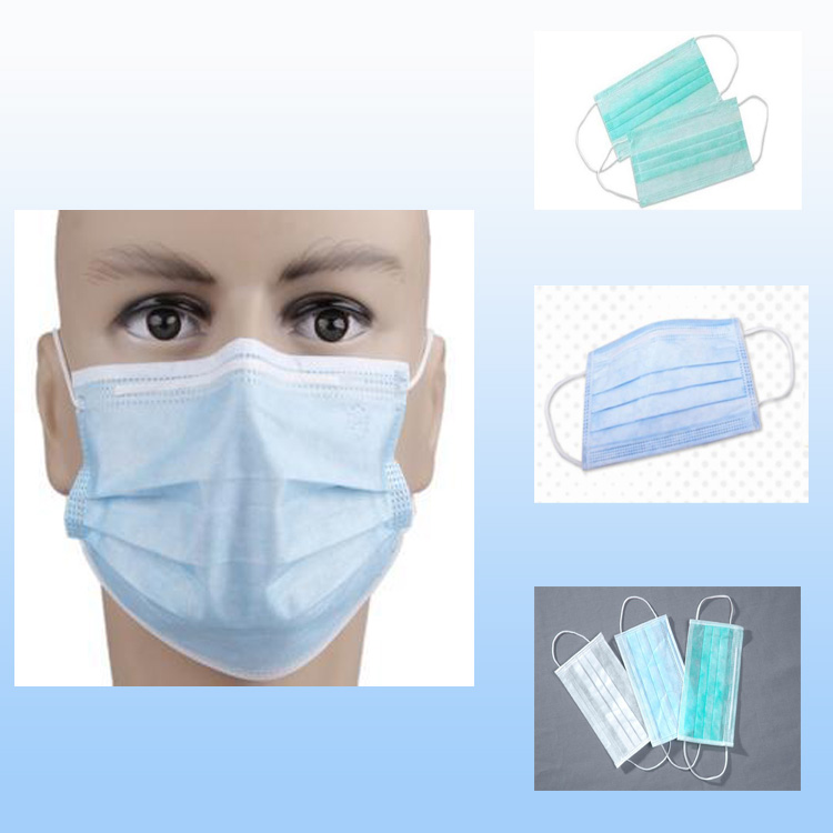 Anti Dust Disposable Mask Making Machine
