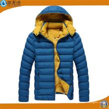 Mode Hommes Rembourrés Manteaux D'hiver Chaud Hommes Vestes Casual