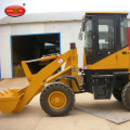 1.6 Ton Mini Hydraulic Bucket Wheel Loader