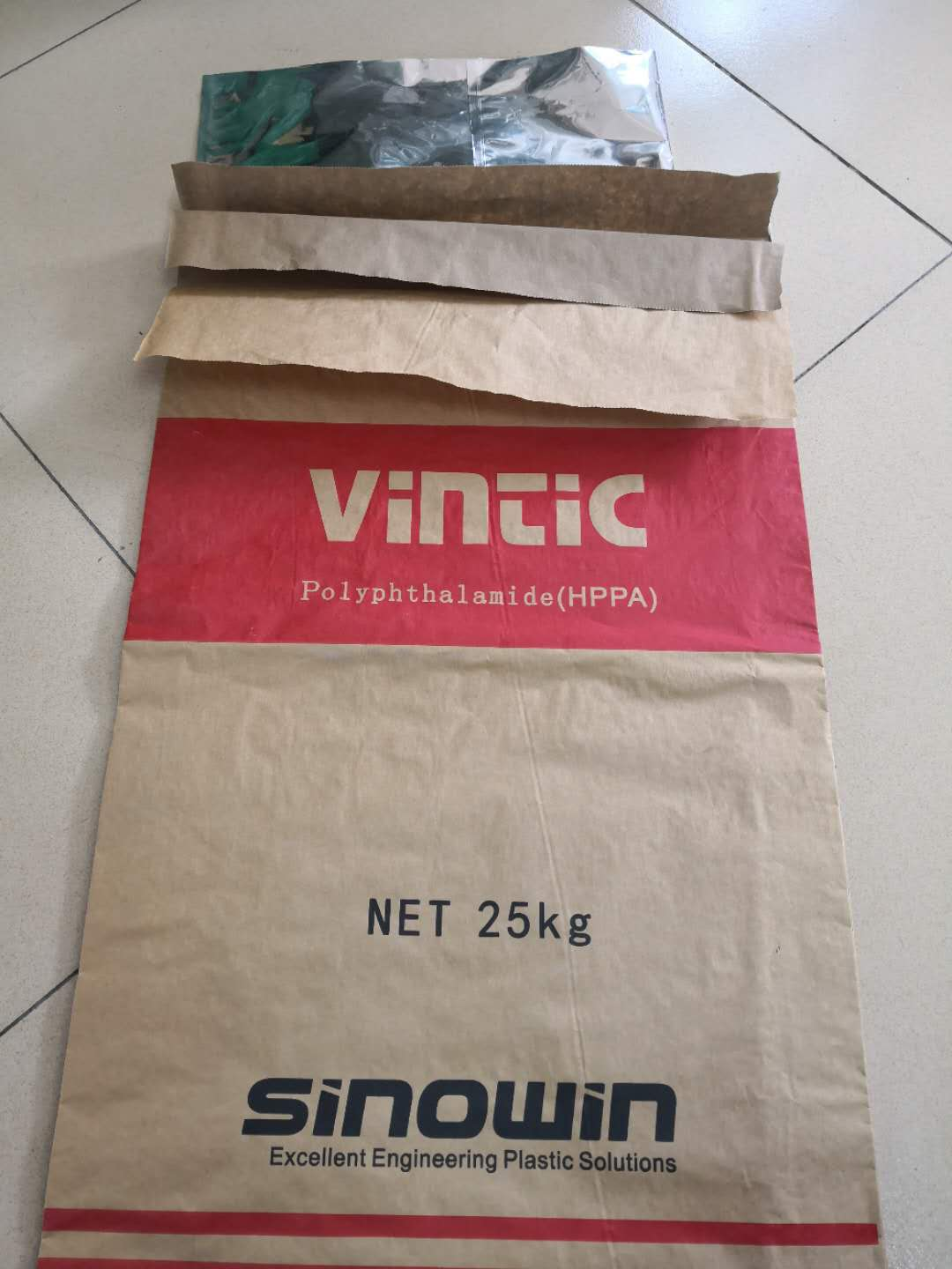 Multi-layer kraft paper bag