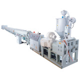 plastic machinery(HDPE Large Diameter Gas and Water Pipe Extrusion Line)
