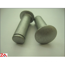 Remache sólido de aluminio