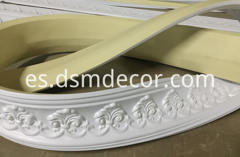 Foam Flexible Crown Molding