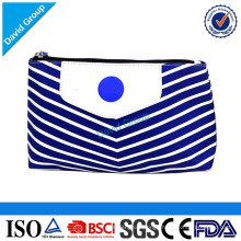 Top Supplier New Arrival Logo Printing Promotion Gift Plain Cotton Cosmetic Bags