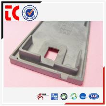 China OEM personalizado feito alumínio placa vazamento