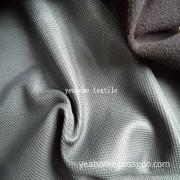 SGS Antipilling Polar Fleece Fabric/Knitting Fabric with TPU
