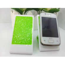 Cell Phone Holder For Desk Shop Retail Display Stand
