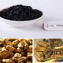 2017 Hot Sale top quality 5-10mesh coconut activated carbon for Gold mining