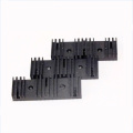 CNC Milling Aluminium Alloy Heat Sink Part
