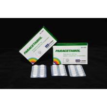 Paracetamol tableta BP 500MG
