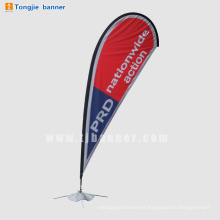 Sublimation printing flag material