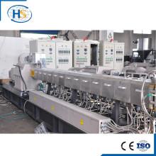PP / PE + Pigment-Farbmasterbatch für Plastikextruder-Maschine Verkauf in Indonesien