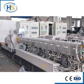 PP / PE / ABS / EVA + Pigment Farbe Masterbatch Kunststoff Granulat Making Machine