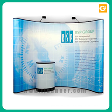 Magnetic pop up display stands banner stands provider