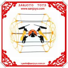 Zangão quadcopter rc 4-AXIS 2.4G controle remoto Sky Walker aeronaves joaninha mini drones rc quadcopter