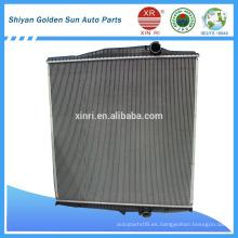 China fabricante radiador de tubo de aluminio para VOLVO FH12 FH16 radiator1676435 1676635 1676543 8500327