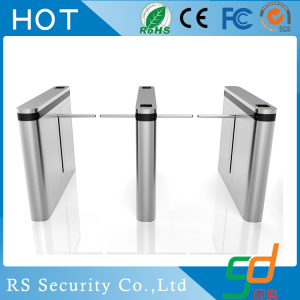 Automatic Drop Arm Turnstile Door Entry System