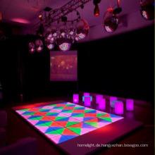 RGB Interaktive LED Tanzfläche