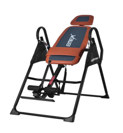 Foldable inversion table