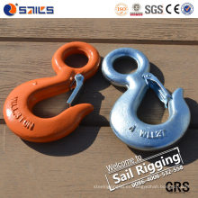 Alloy / Carbon Steel Eye Sling S320hooks con pestillo en venta