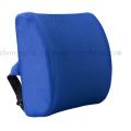 OEM Logo Memory Foam Car Seat Chair Waist Pillow Cushion