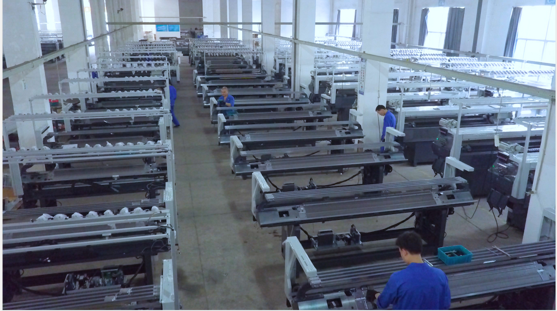 Shoe Upper Knitting Jacquard Machine