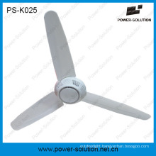 900mm Plastic 12V Solar DC Fan with Phone Charging Fan System