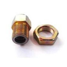 Encaixes de aço inox, tubos de aço,