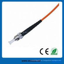 St Multimodo Simplex fibra óptica Patch Cord