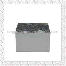 Abalone caixa de armazenamento de conchas shell shell do mar