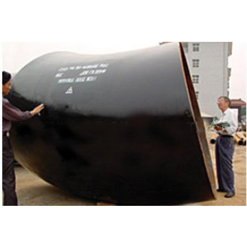 China for A234 WPB Elbow carbon steel sch40 pipe elbow 90 degree dimensions export to Central African Republic Exporter