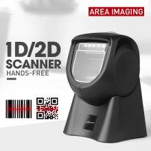 Lecteur de scanner de codes-barres d'image 2D de bureau 400 numérisations / s