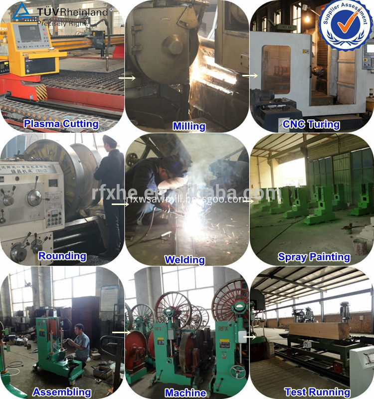 Woodworking Machines processing line