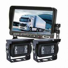 Truck Rear-view Camera System