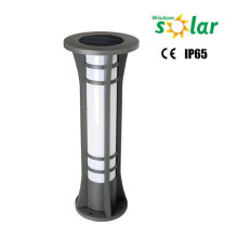 New CE solar bollard lamp for outdoor garden lighting (JR-2713)