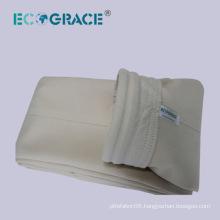 Smelting Process 500GSM Cloth Dt Dust Collection Filter Pocket