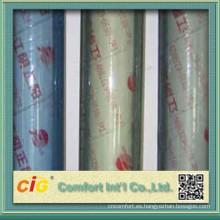 África del sur de China buena calidad hoja de PVC plástico suave