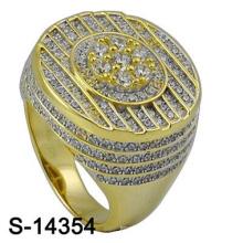 Hochwertige Fabrik Großhandel Ring Silber 925