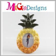 Керамическая фоторамка оптового симпатичного ананаса