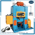 Maschine zur Herstellung von Konen aus Edelstahl für Spraydosen