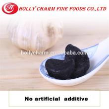 Planta processada alho preto descascado de alta qualidade